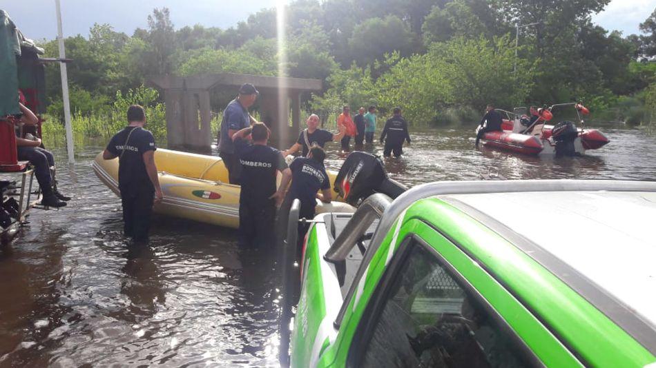 inundaciones lomas de zamora