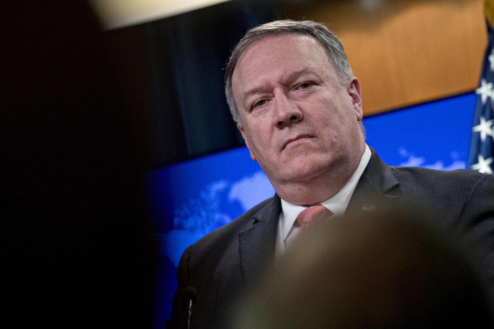 Pompeo busca aliviar tensiones con visita sorpresa a Irak