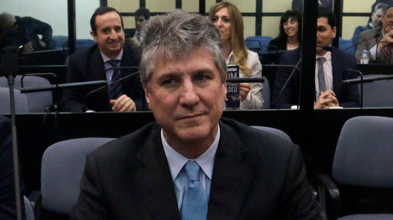 """Piden elevar a juicio a Amado Boudou por viáticos """"truchos"""""""