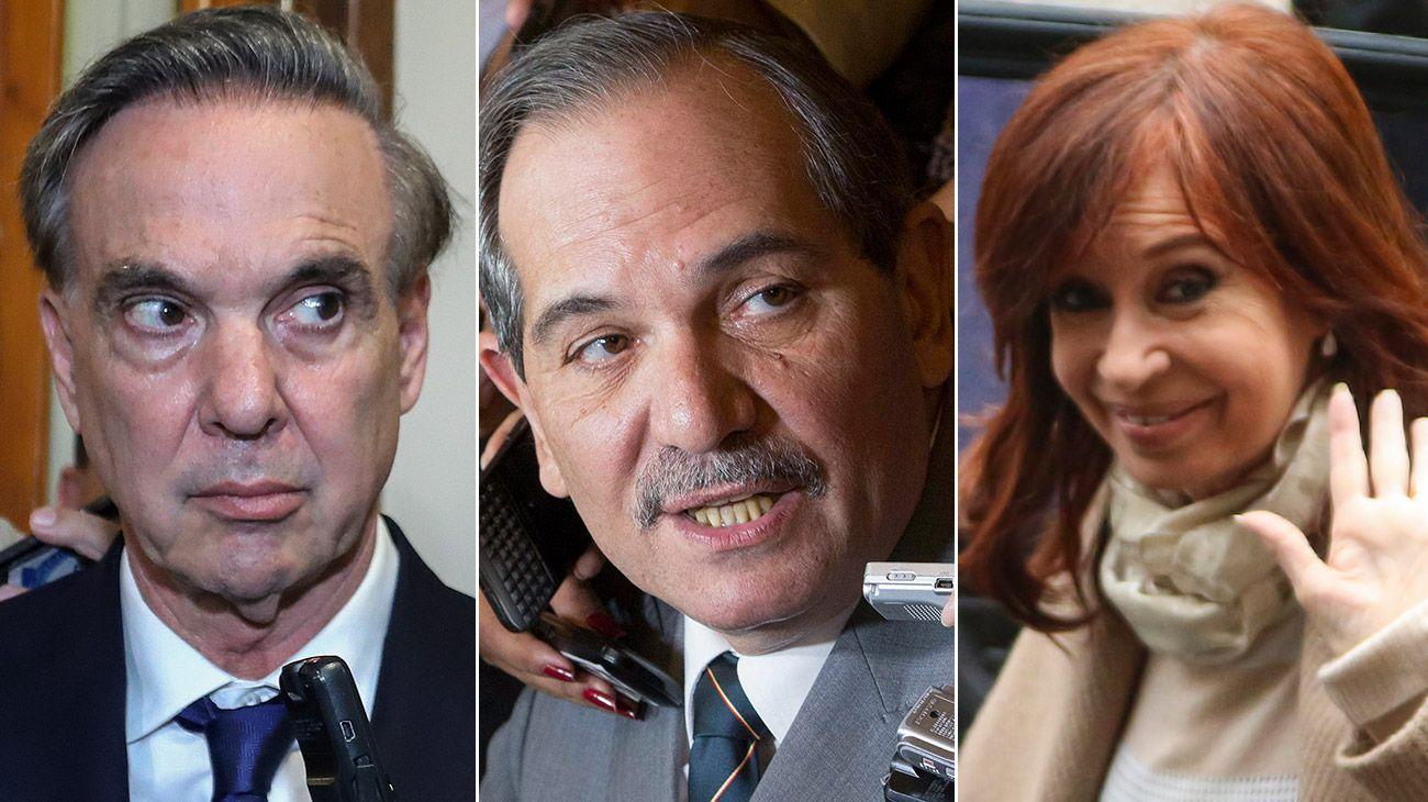 """Antes de votar el presupuesto, Cristina Kirchner le """"roba"""" dos senadores a Miguel Ángel Pichetto"""