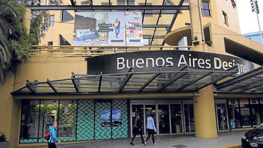 Después de 25 años, cierra el shopping Buenos Aires Design