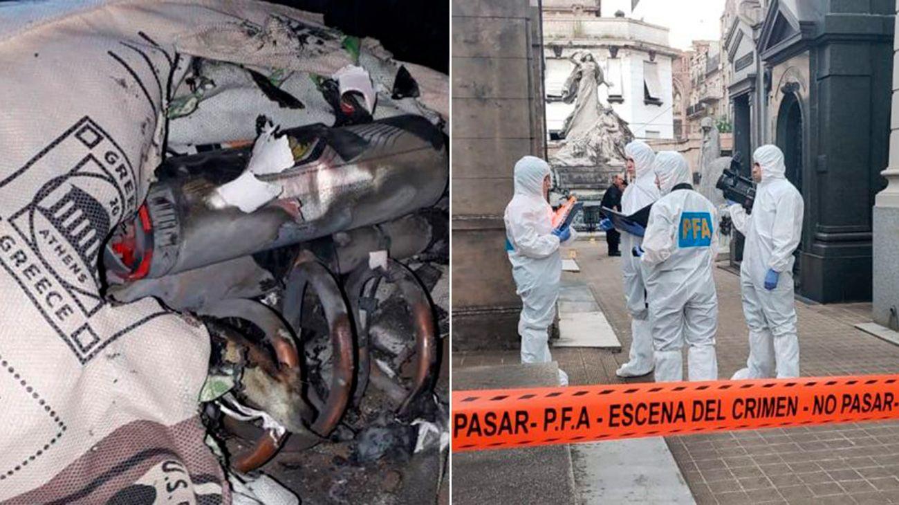 Bonadío y Recoleta: creen que los atentados están relacionados e indagan a los detenidos