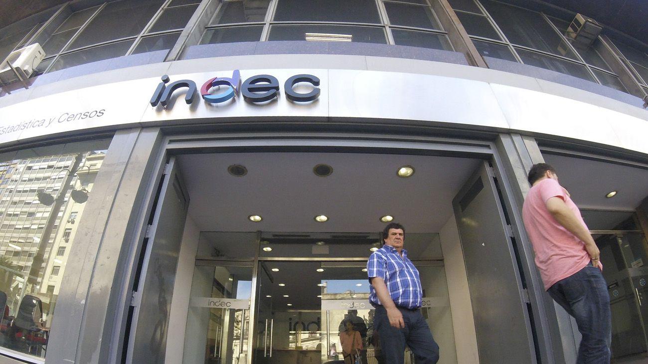 El INDEC dió a conocer el indice de inflación.