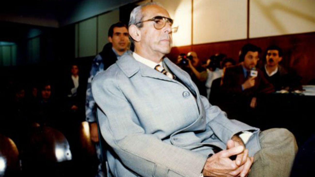 Imagen de archivo | Ricardo Barreda durante una de las audiencias del juicio en su contra, por haber asesinado a su esposa; hijas y suegra.