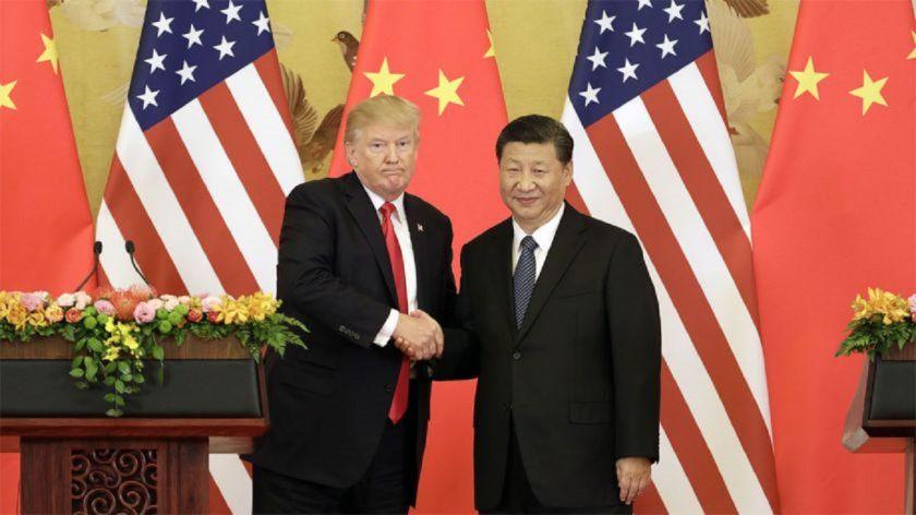 Señala Trump que podría realizar un acuerdo comercial con China