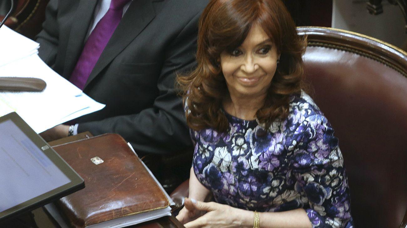 """Cristina Kirchner denunció que la espían y que Bonadio no hace """"nada"""""""