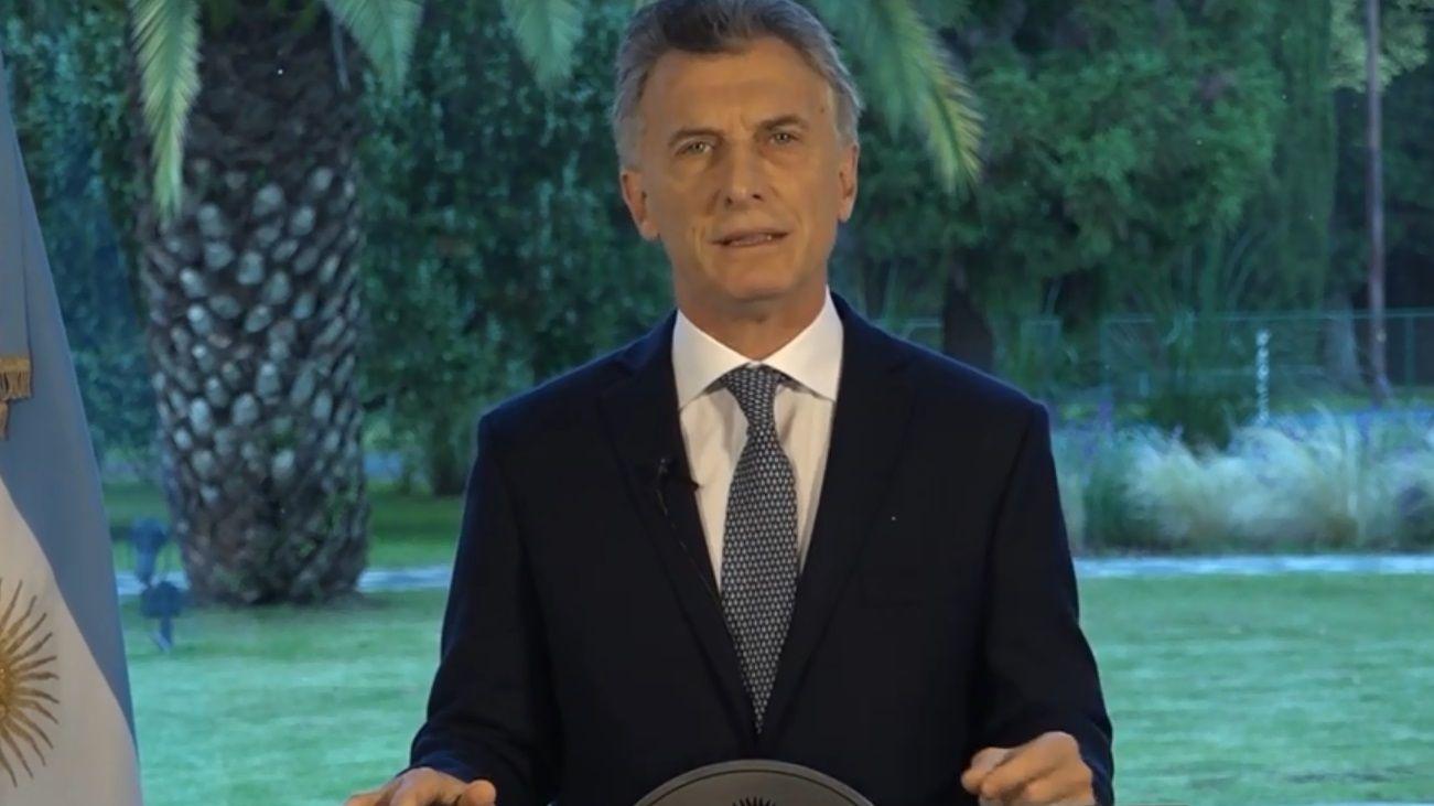 """Macri decreta duelo nacional y promete investigar: """"Es un profundo dolor"""""""