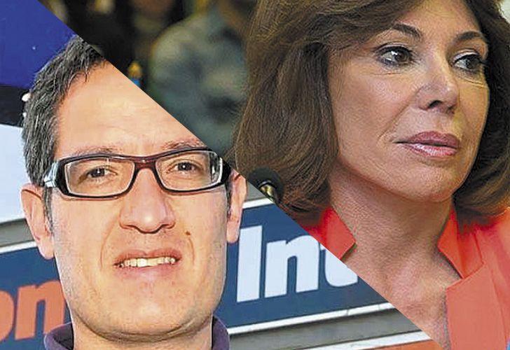 ¿HAY ACUERDO? Referentes de Tomás Méndez y Olga Riutort ya se reunieron en dos oportunidades. Analizan alternativas.