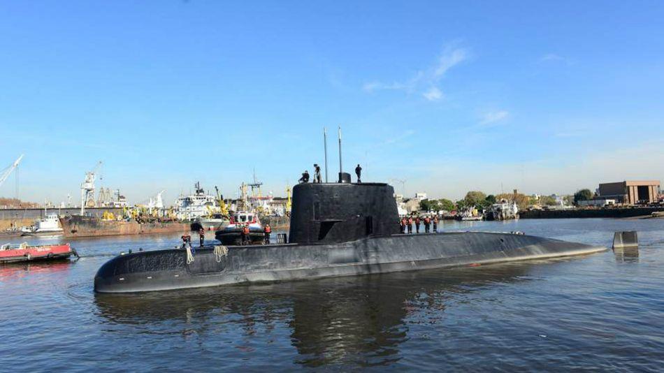 submarino ara san juan cedoc