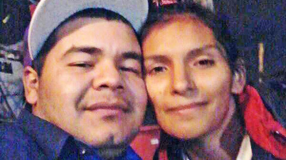 Acusados. Fabián González y Leonela Ayala, los tíos detenidos.