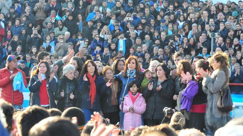 Arrancó la Contracumbre del G20 encabezada por Cristina Kirchner — En vivo