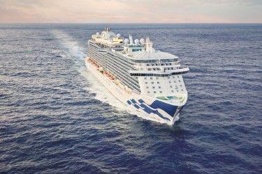 Verano en crucero. Una gran propuesta de Premium Princess Cruises.