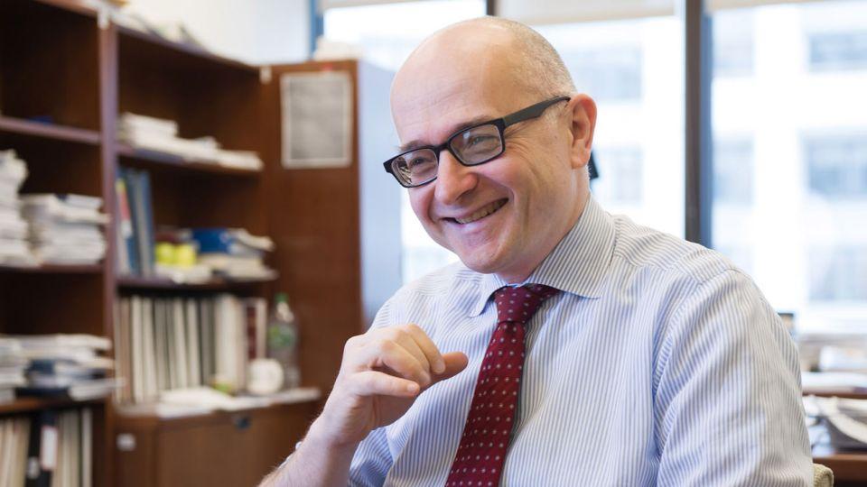 Mision. Roberto Cardarelli, del FMI, se reunió con la CGT esta semana.