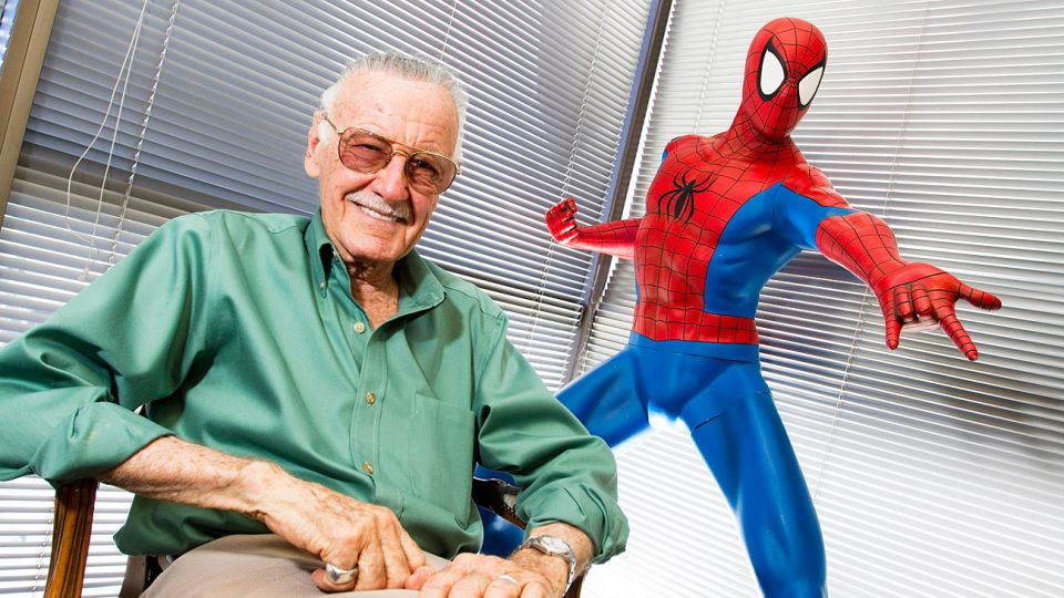 Mito. Nació en 1922 y a los 20 debutó como guionista de cómics. En 1961 creó Los Cuatro Fantásticos y El Hombre Araña, su favorito.