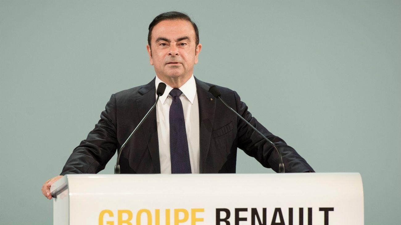 Carlos Ghosn, presidente de la alianza entre Renault y Nissan