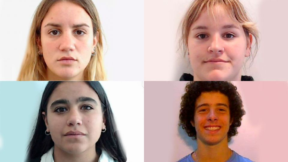 """Cuadro jóvenes intentaron ingresar a la quinta """"Los Abrojos"""" de Mauricio Macri"""