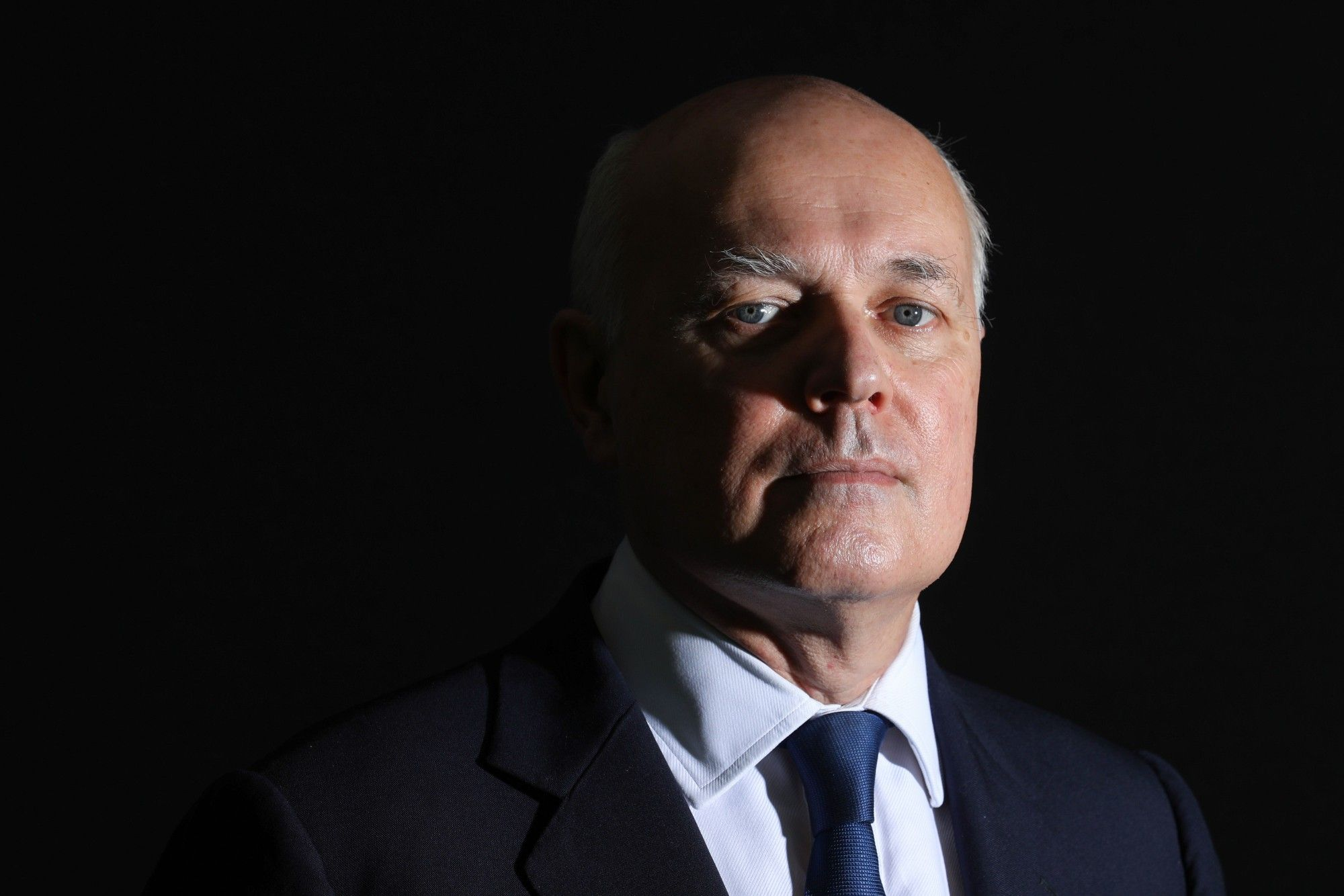 Former U.K. Conservative Party Leader Iain Duncan Smith Interview