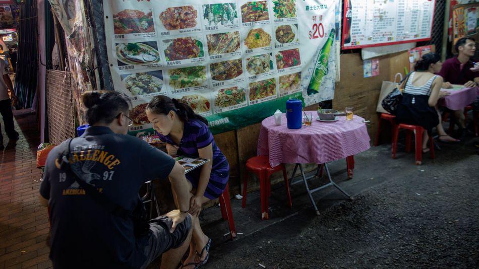 La pobreza en Hong Kong 11202018