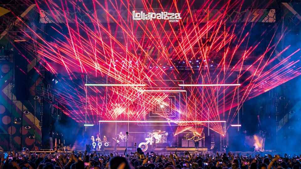 Lollapalooza 2019.