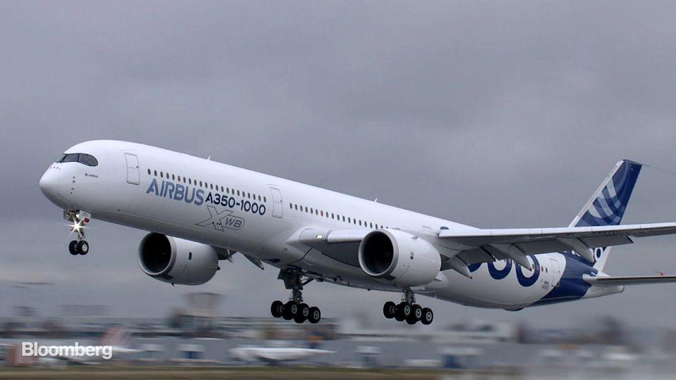 Airbus revela planes para nuevo A350 de fuselaje angosto