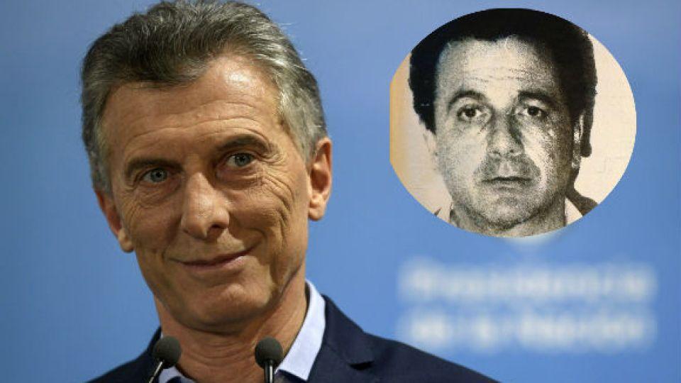Mauricio Macri fue secuestrado por José Ahmed en 1991.