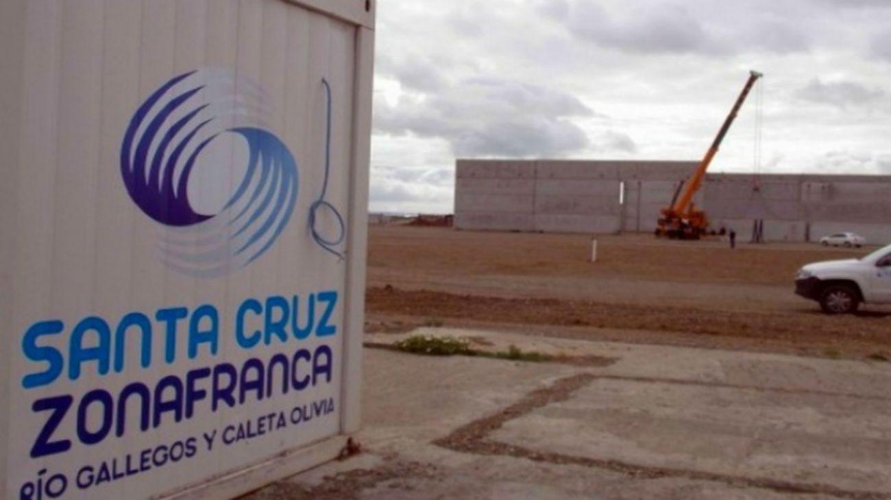 Río Gallegos fue declarada zona franca por la AFIP.