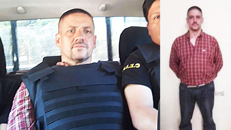 Pena. Walter Brauton debe cumplir 40 años de prisión.