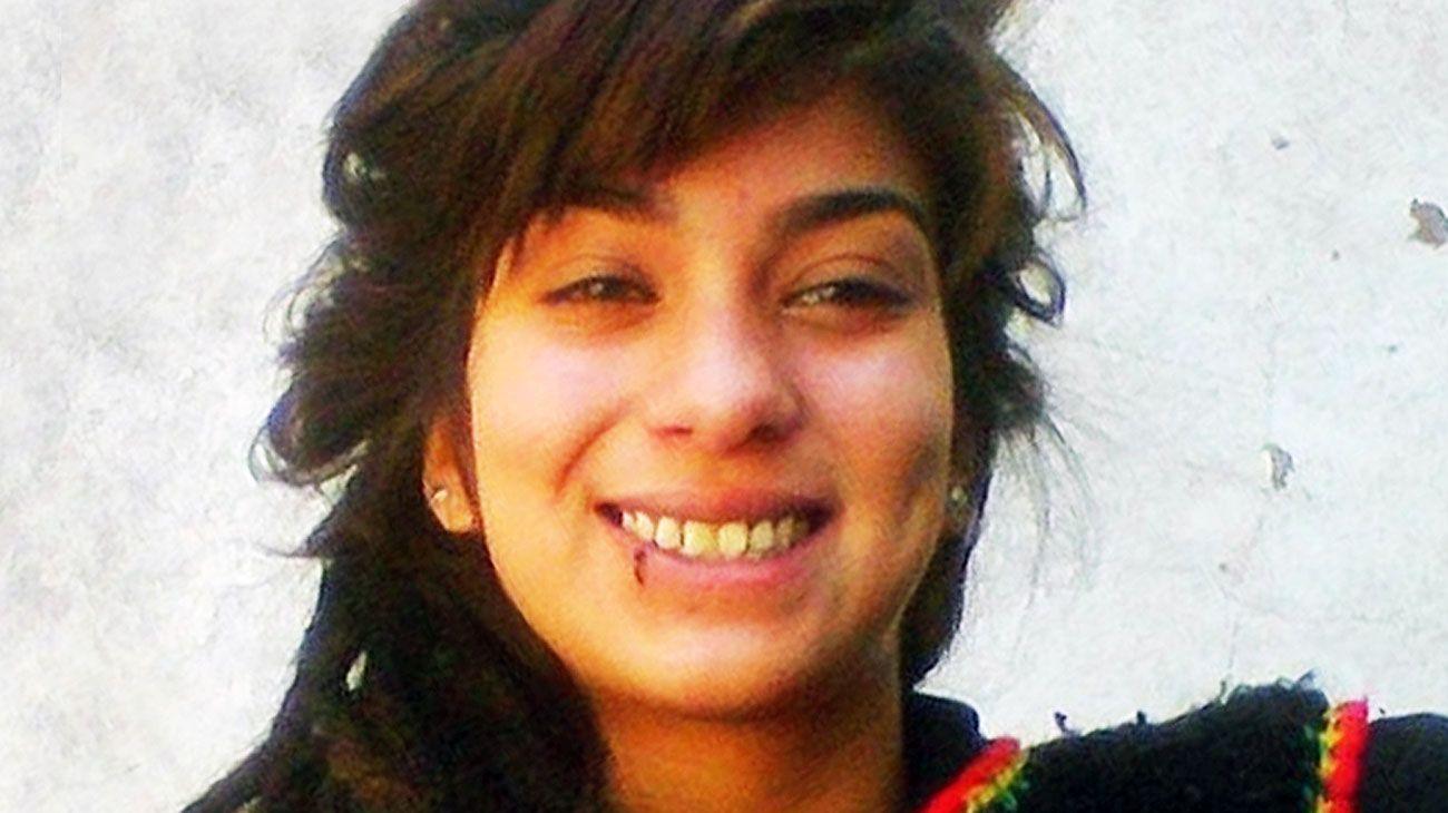 Víctima. Lucía fue asesinada en octubre de 2016 en Mar del Plata.