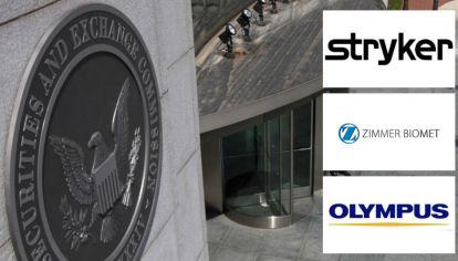 El Gobierno estadounidense identificó a tres corporaciones enlas maniobras.