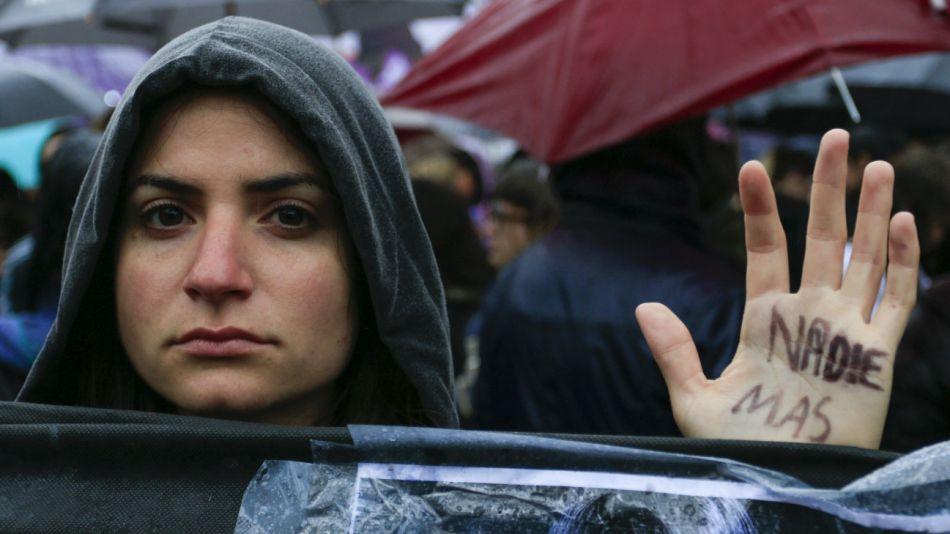 Día Internacional de la Eliminación de la Violencia contra la Mujer femicidios