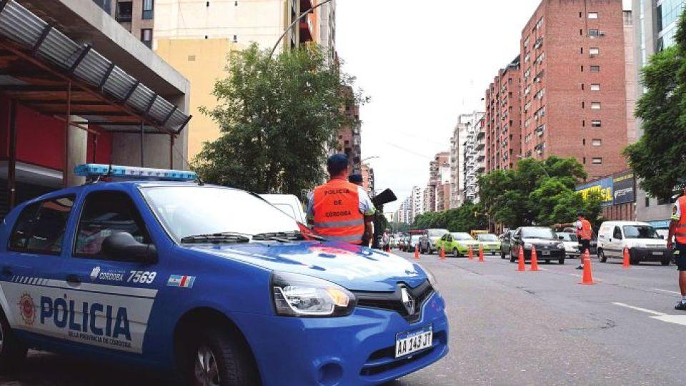 COIMA. Marcos Adrián Aráoz Sanz tenía orden de captura por asociación ilícita y fue detenido tras un control policial de rutina.