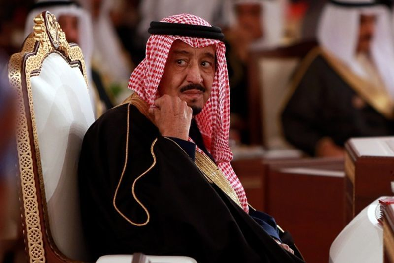 """""""No creo ni por un segundo que el rey Salman, el Guardián de las Mezquitas Sagradas, ordenara el golpe contra Khashoggi"""", dijo el presidente turco."""