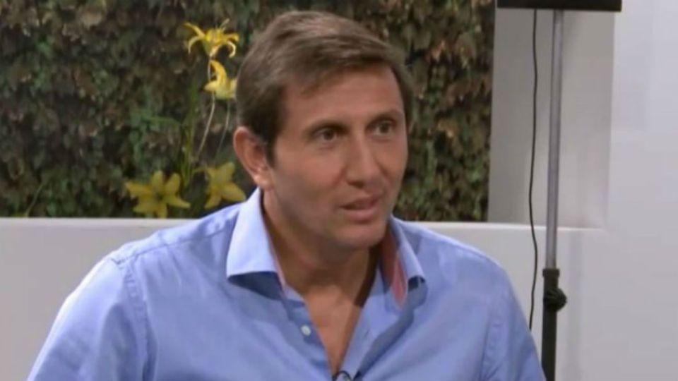 El periodista deportivo Juan Pablo Varsky.