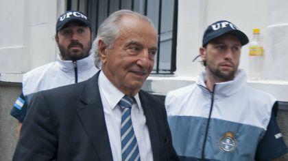 El titular del sindicato de empleados de Comercio, Armando Cavalieri.