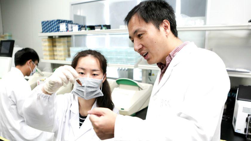 Polémica científica por supuesta modificación genética en seres humanos