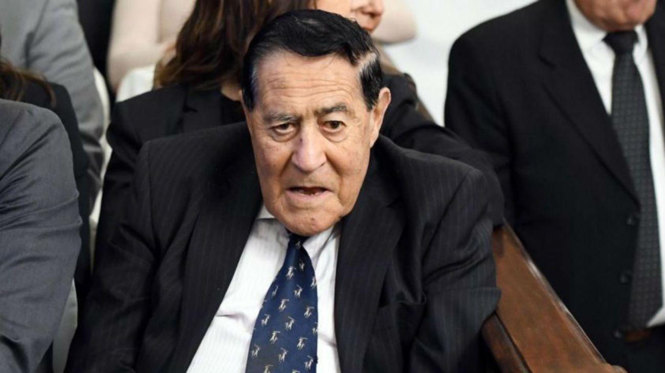 Carlos Cornejo, padre de gobernador de Mendoza, falleció este martes a sus 84 años.