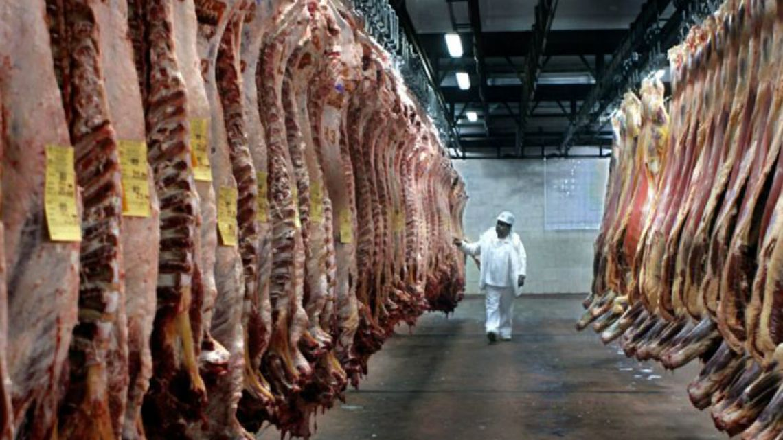 Argentina can now export up to 20,000 tonnes of meat to the USA.