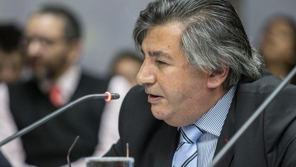 El ex juez y consejero en representación de los académicos, Jorge Daniel Candis.