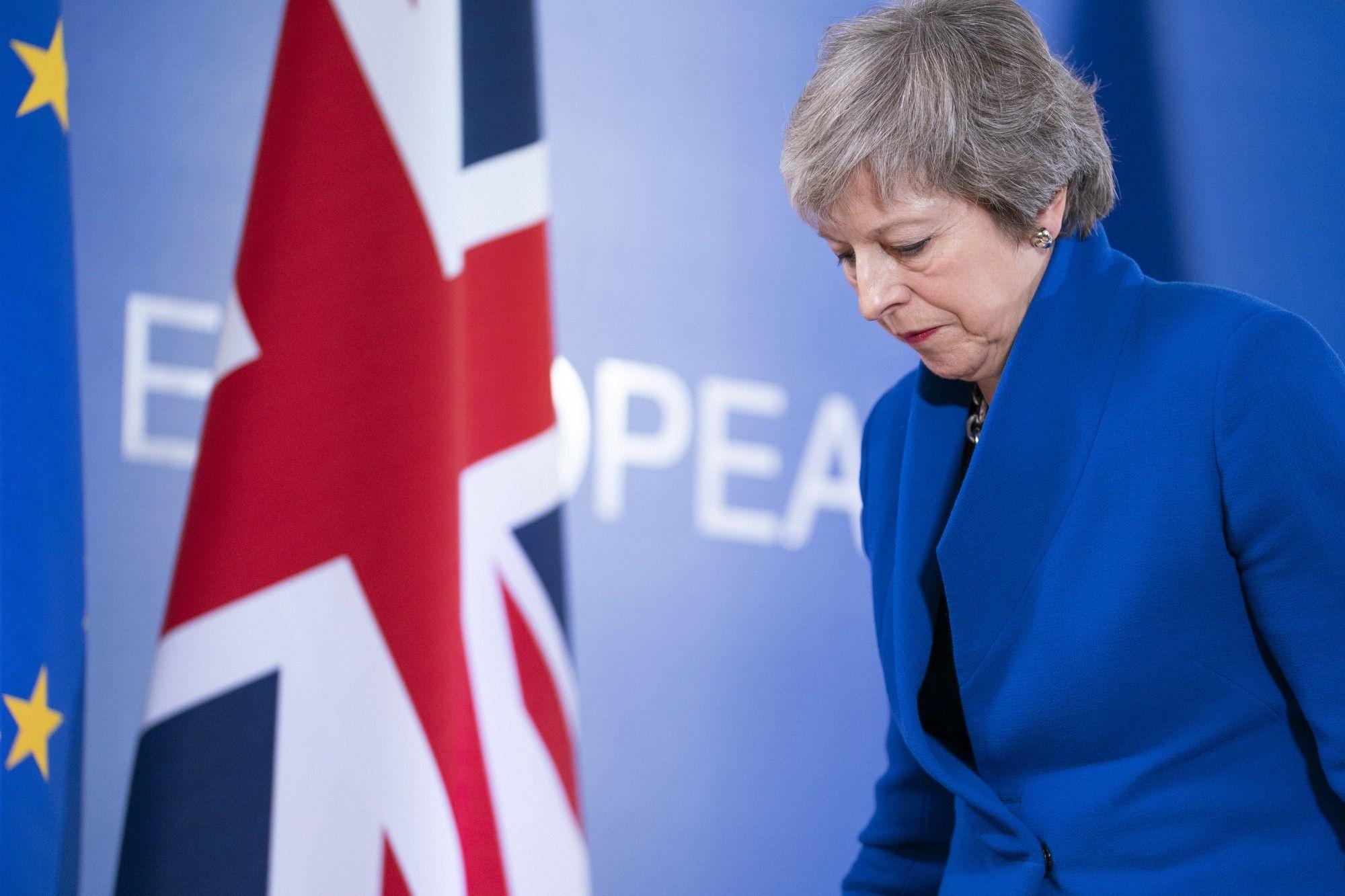 El alcance de la potencial derrota de May por el brexit es lo que le importa a la Unión Europa