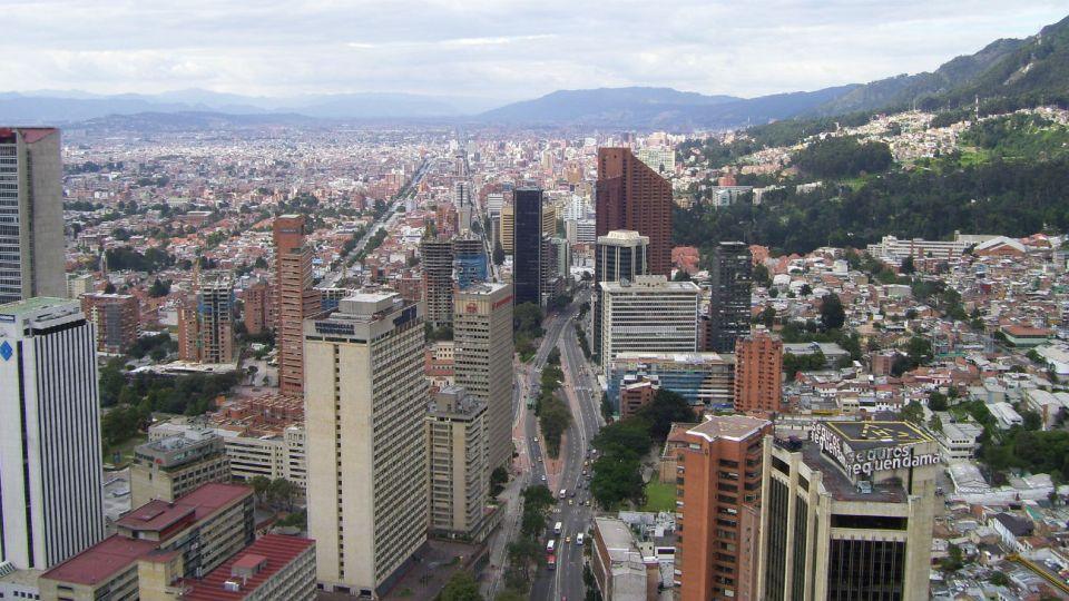 Colombia es uno de los países en los que va a invertir.