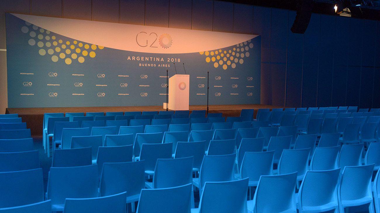 Cómo es el Centro Costa Salguero, el lugar donde se desarrollará el G20