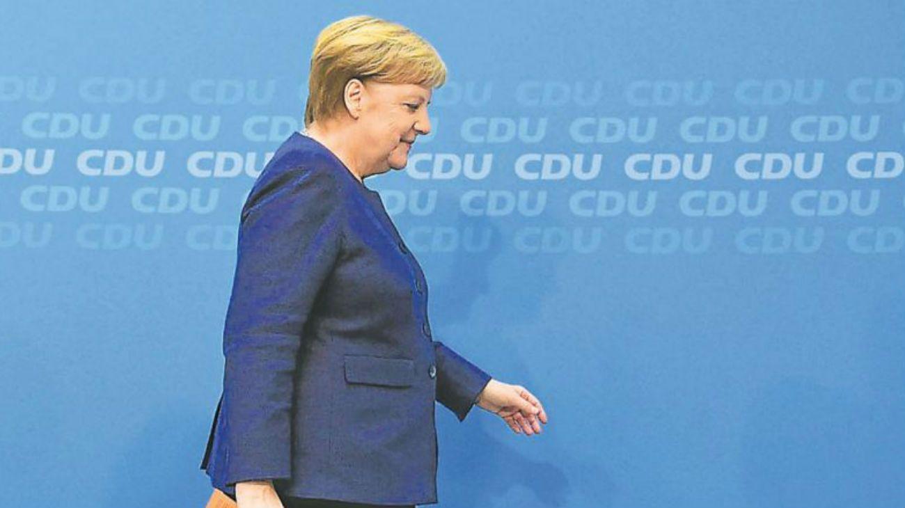 Alemania: los Aliados de Merkel temen que la lucha por la sucesión dañe al partido