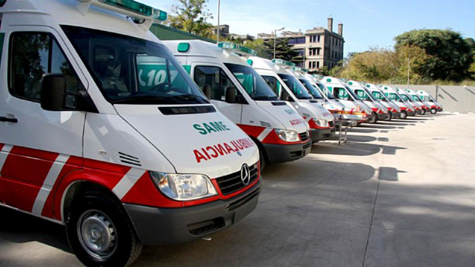Hospitales en alerta