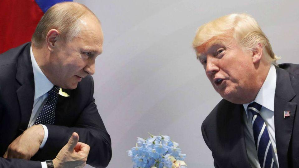 El presidente norteamericano canceló su reunión con su par ruso, debido a las tensiones entre el país euroasiático y Ucrania.