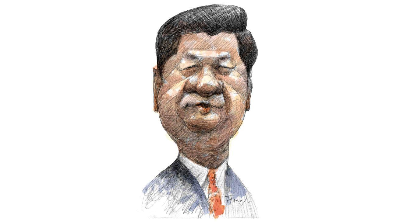 BEIJING  EN BUENOS AIRES Primer ministro Xi Jinping