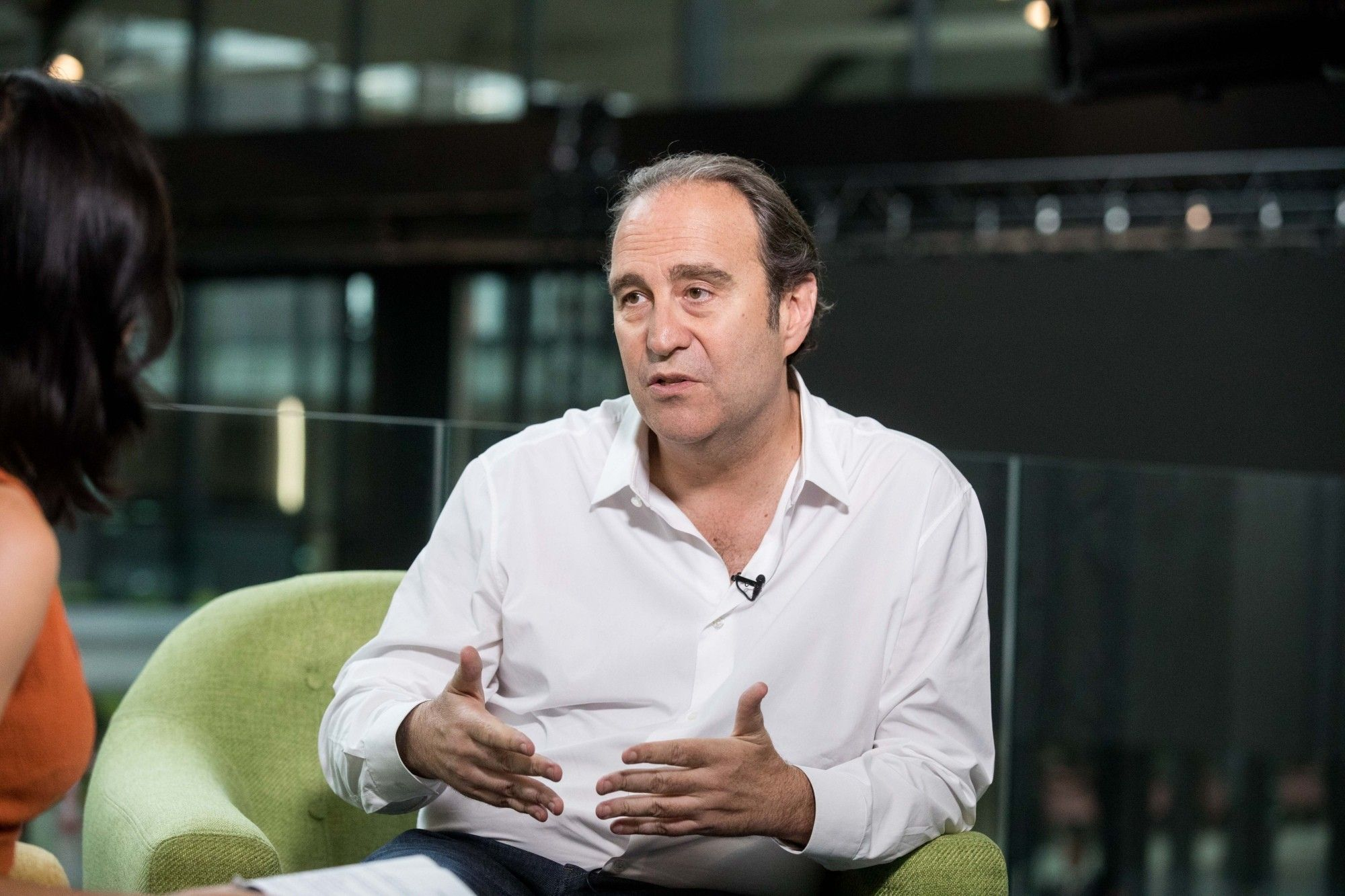 Iliad SA Co-Chief Operating Officer And Billionaire Xavier Niel Interview