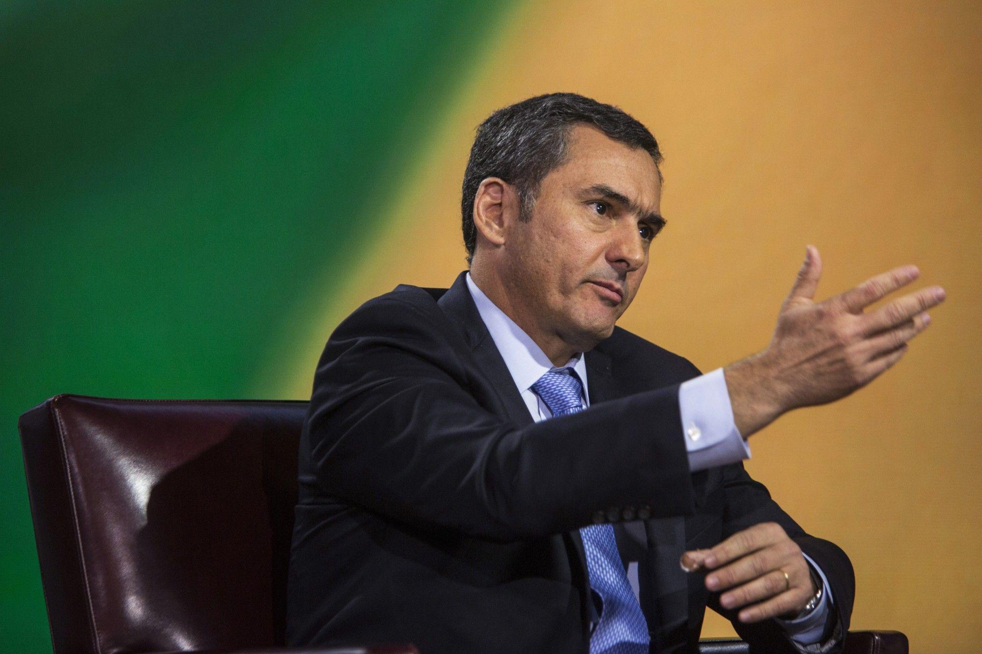 Brazil's New Finance Minister Eduardo Guardia Interview