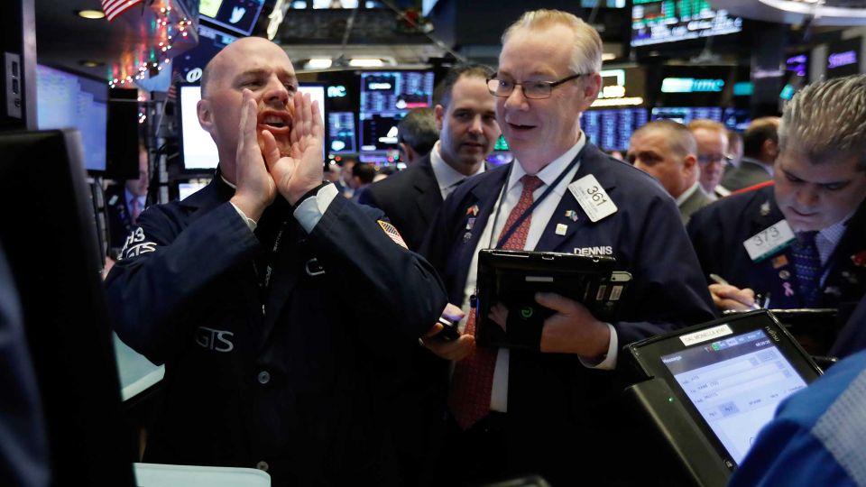 Mercado financiero Wall Street
