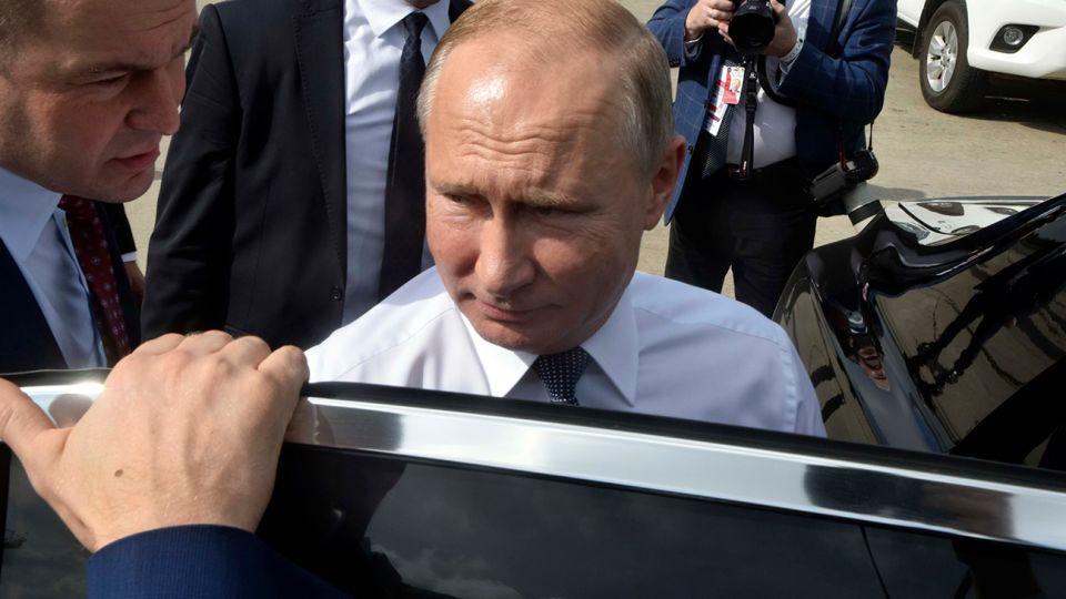 Vladímir Putin 11302018