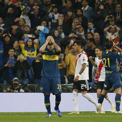 Spain Argentina Soccer Copa Libertadores